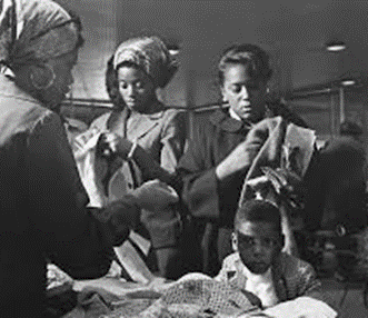 Black Panther Party: Their Programs as Models for Addressing Social and Economic Issues