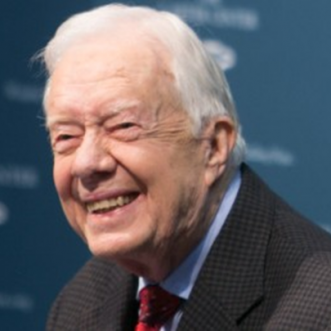President Carter discusses peace