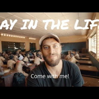 A day in the life of a Peace Corps Volunteer | Peace Corps Guinea Vlog