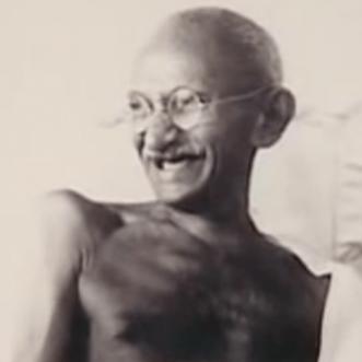 Mahatma Gandhi: Pilgrim of Peace