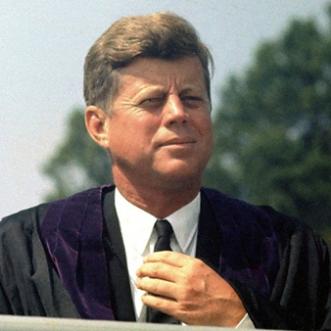 """President John F. Kennedy's """"Peace Speech"""""""